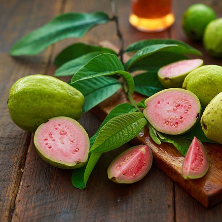 Guava For Glowing Skin