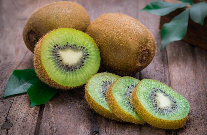 Kiwi For Glowing Skin