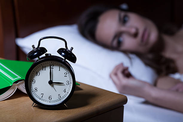 Avoid being a night time clock watcher